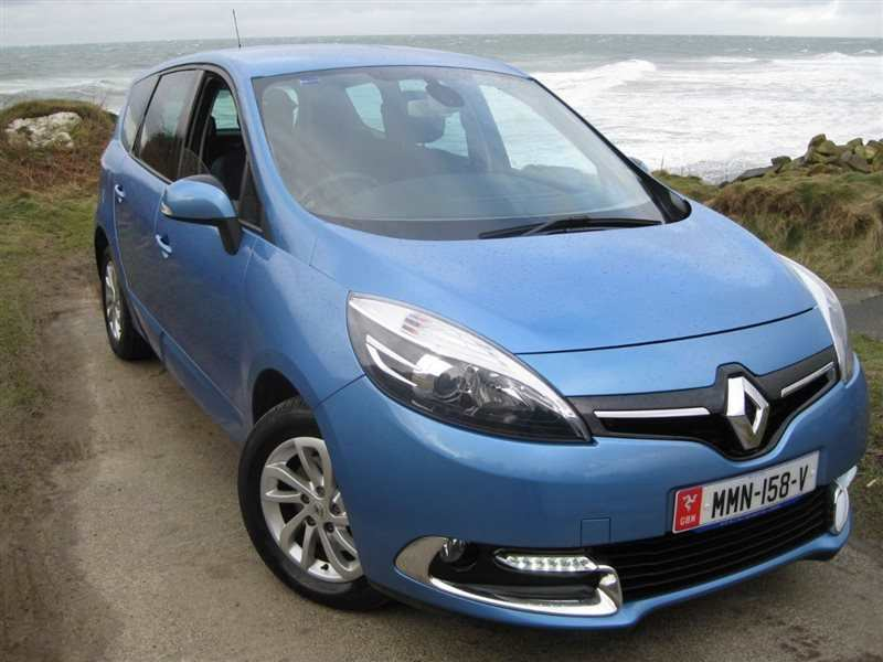 Renault GRAND SCENIC 1.5 DCI DYNAMIQUE TOM TOM 5DR EDC Automatic