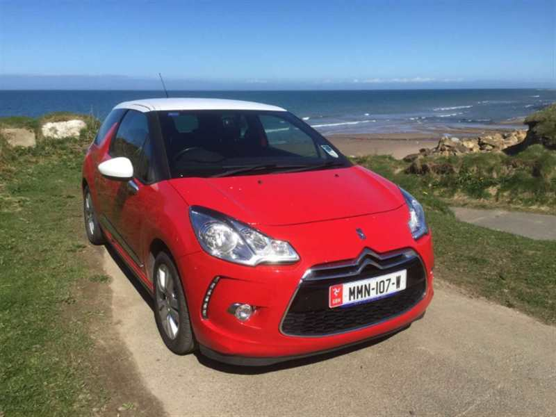 Citroen DS3 1.6 e-HDi Airdream DStyle 3dr ONLY £38 TAX