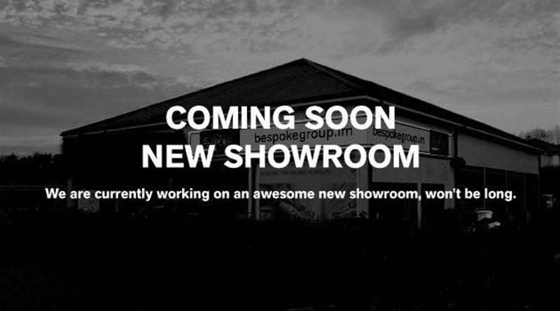 Bespoke Vehicle Sales, Are working on a awesome new showroom opening in Douglas at the end of the month