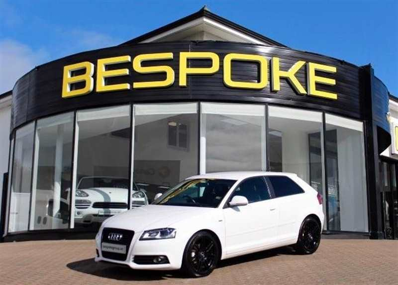 AUDI A3 1.8T FSi S-LINE SPECIAL EDITION