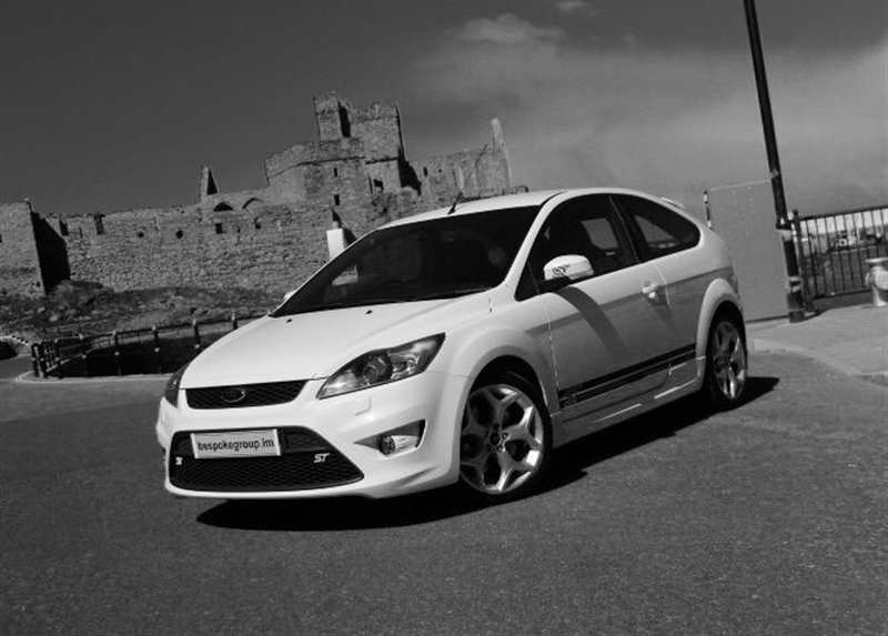 FORD FOCUS ST2 MOUNTUNE