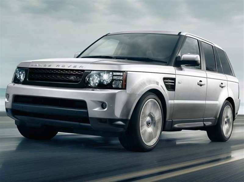RANGE ROVER SPORT HSE TDV6 AUTOMATIC