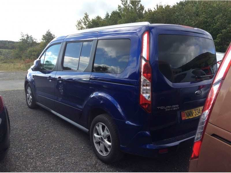 2016 Ford Grand Connect TDCi Tourneo 7 Seater
