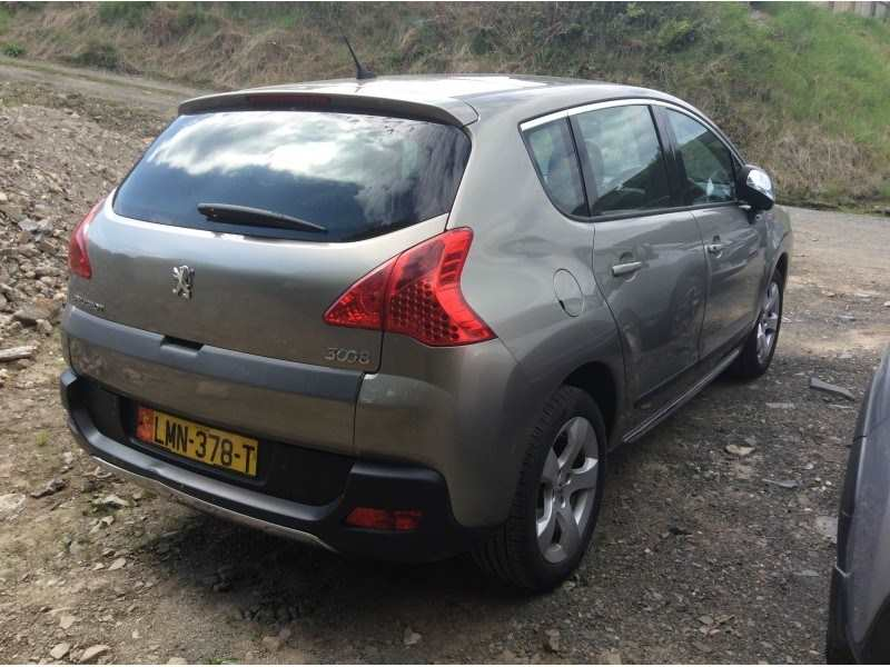 2011 Peugeot 3008 HDi Exclusive
