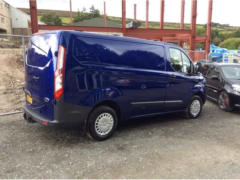 2015 Ford Transit Custom Van