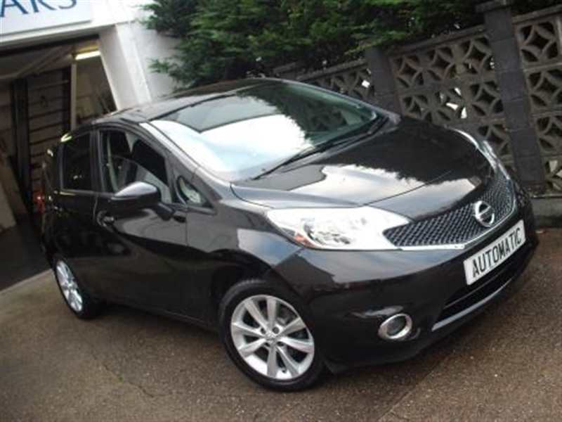 Nissan Note 1.2 DIG-S Acenta Premium Navigation Automatic 5-door