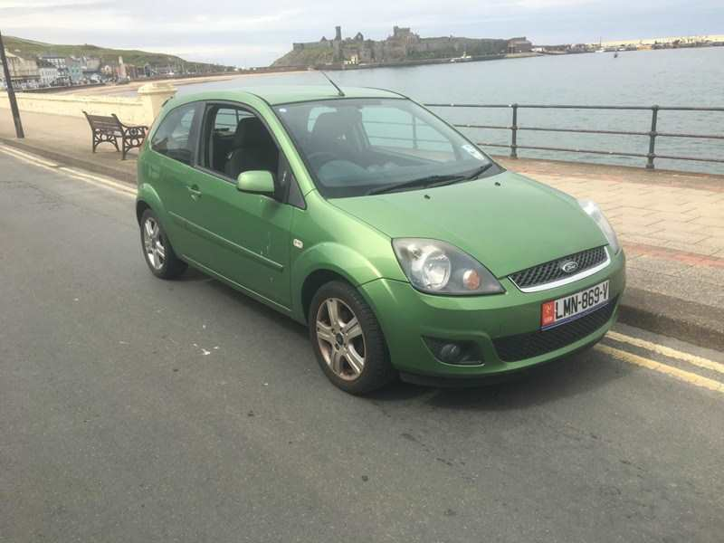 2008 Ford Fiesta 1.25 Zetec 3dr [Climate]