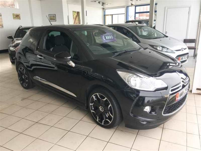 2013 Citroen DS3 1.6 e-HDi Airdream DStyle Plus