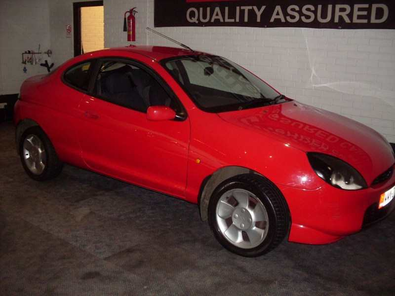 Ford Puma 1.7 16v Coupe 5 Speed