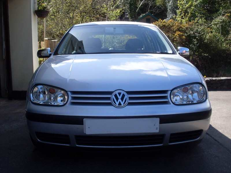 Volkswagen Golf 1.6 Match Automatic 5dr
