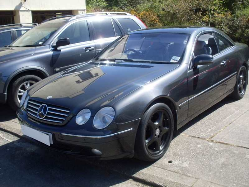 Mercedes- Benz AMG CL500 S Tiptronic/Auto Coupe