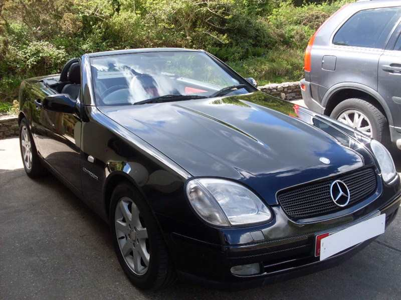 Mercedes- Benz 230 SLK Sports Kompressor Convertible Automatic