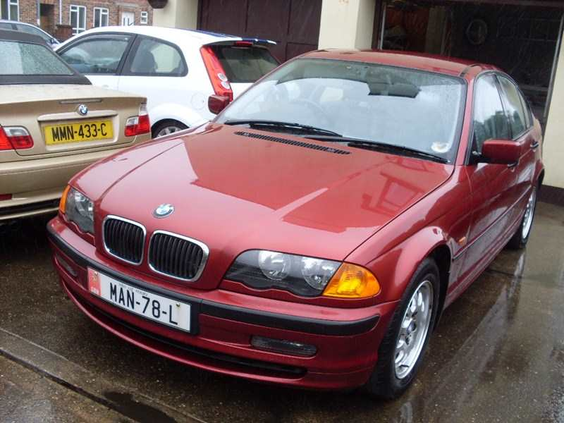 BMW E46 320 D SE Saloon 5 Speed