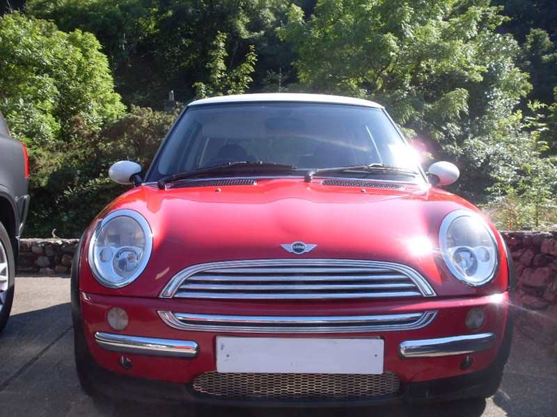 Mini Cooper 1.6 16v 3dr 5 Speed
