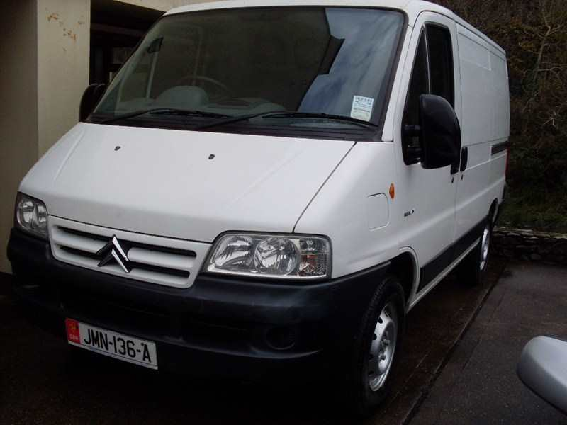 Citroen Relay 1800TD SWB P/VAN 2.2 HDI 5 Speed