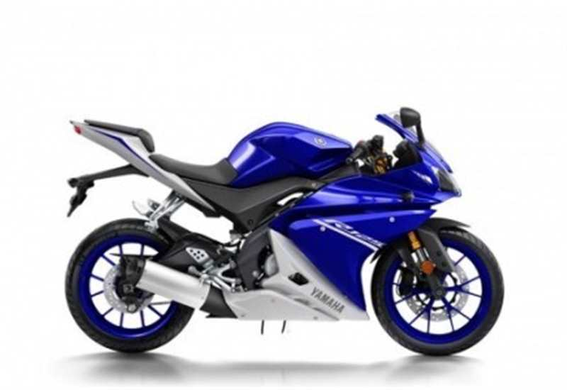 YAMAHA YZF-R125, 0 % APR FINANCE OFFER WITH £99 DEPOSIT