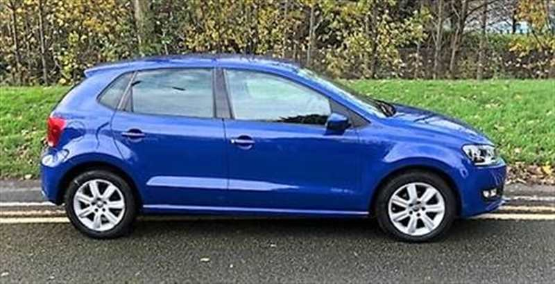 2012 VOLKSWAGEN POLO 1.2 TDI MATCH (75PS)
