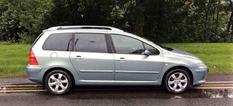 PEUGEOT 307 SW 1.6 HDi (ESTATE) REDUCED