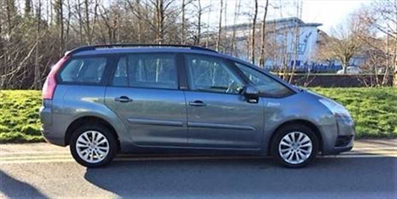 SOLD CITROEN GRAND C4 PICASSO VTR+ 1.6 HDI