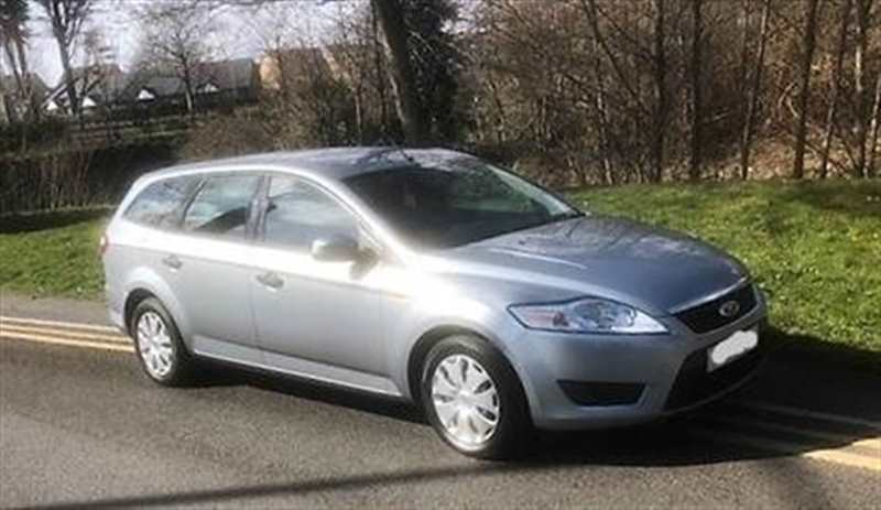 SOLD FORD MONDEO ESTATE 2.0 TDCI