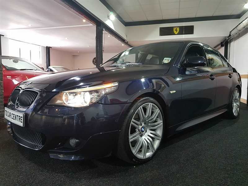 BMW 535D M-SPORT AUTOMATIC - £ 46 Per Week Automatic