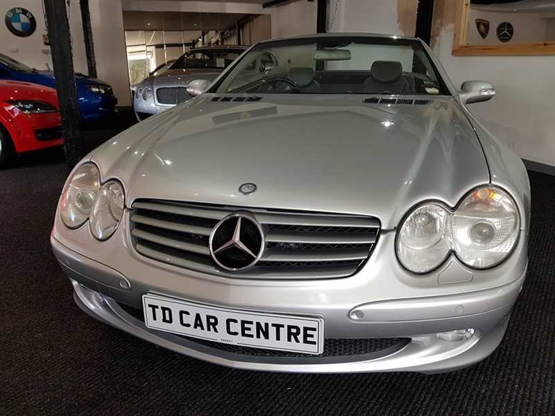 Mercedes-Benz SL CONVERTIBLE - £ 49 Per Week Automatic