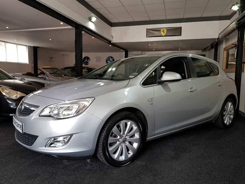 Vauxhall ASTRA ELITE- £ 36 Per Week