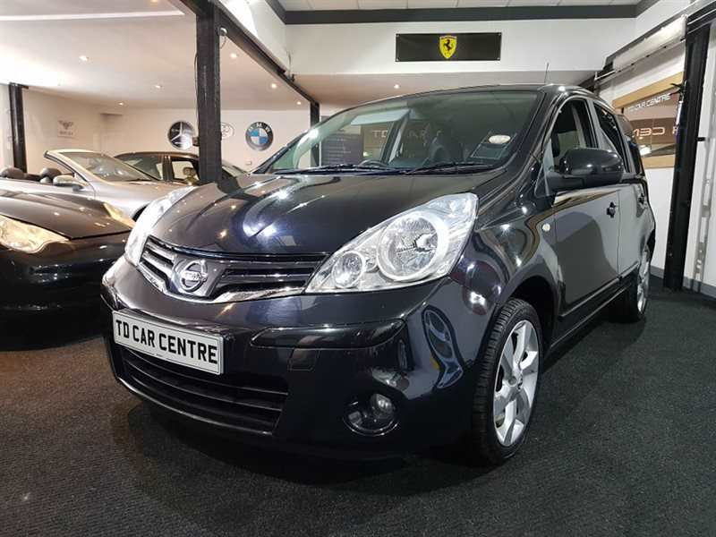 Nissan NOTE TEKNA- £ 26 Per Week