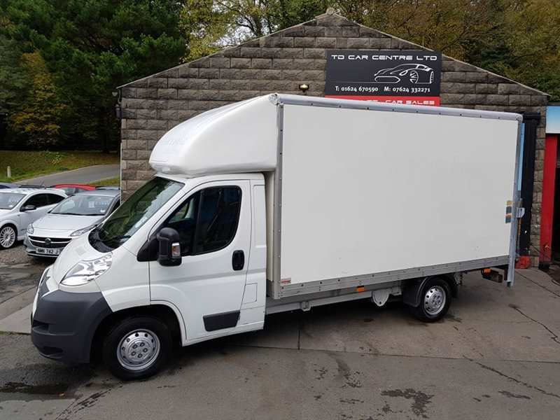Citroën RELAY 35 L3 120 HDI- £ 51 Per Week