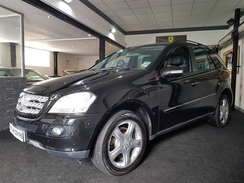 Mercedes-Benz ML 320 CDI- £ 41 Per Week Automatic