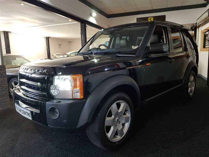 Land Rover DISCOVERY TDV6 HSE -7 Seater- £57 PER WEEK Automatic