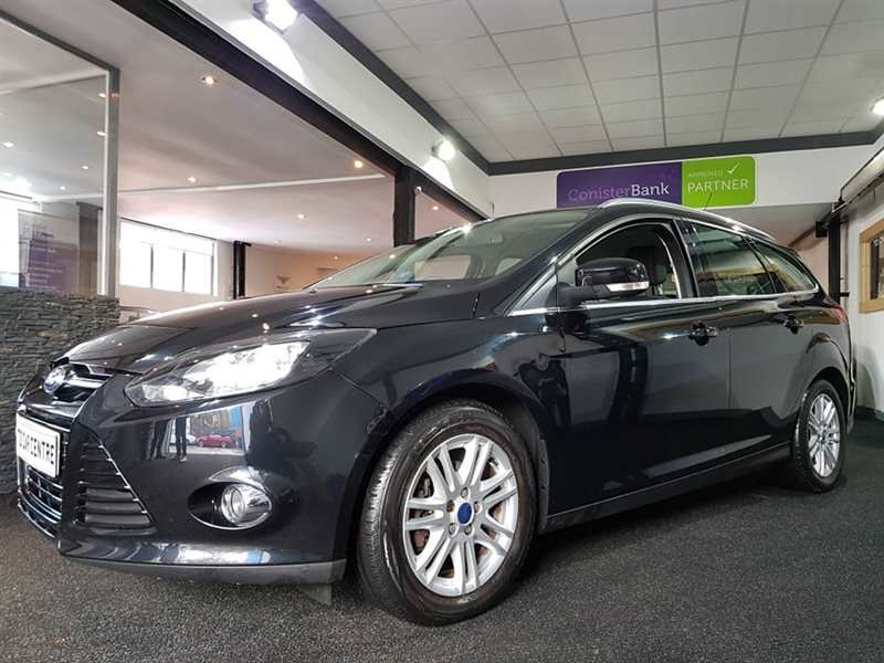 Ford FOCUS ESTATE TITANIUM ECOBOOST - £ 41 Per Week