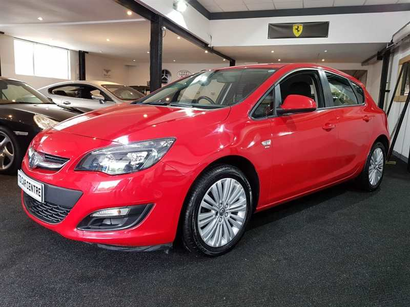 Vauxhall ASTRA SPECIAL EDS- £ 40 Per Week