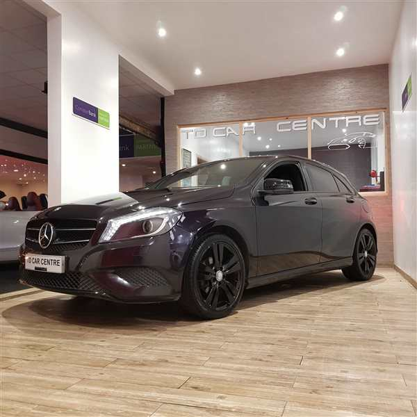 Mercedes-Benz A180 Sport- £64 Per Week