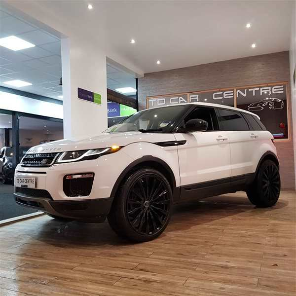 Mercedes-Benz Evoque SE Tech - £112 Per Week Automatic