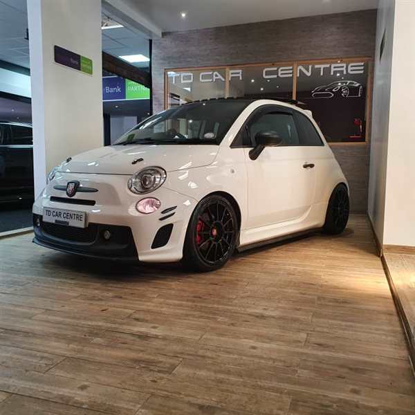 Fiat Abarth 500 T-Jet 16v £34 Per week