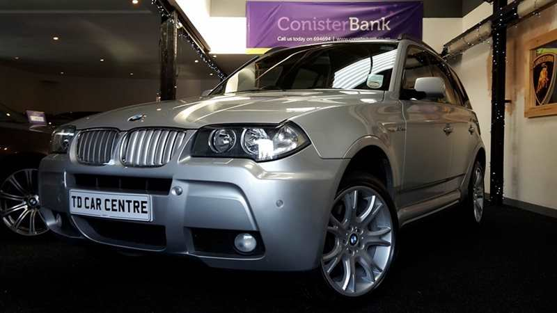 BMW X3 SD M-SPORT - £ 49 Per Week, Automatic