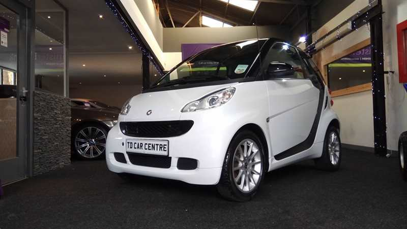 Smart  FORTWO COUPE PASSION - £ 30 Per Week Automatic