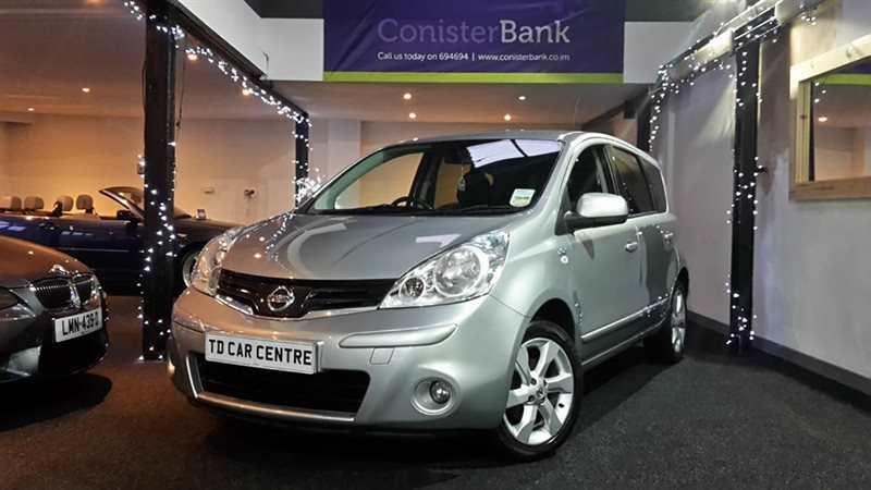 Nissan NOTE N-TEC + £ 41 Per Week
