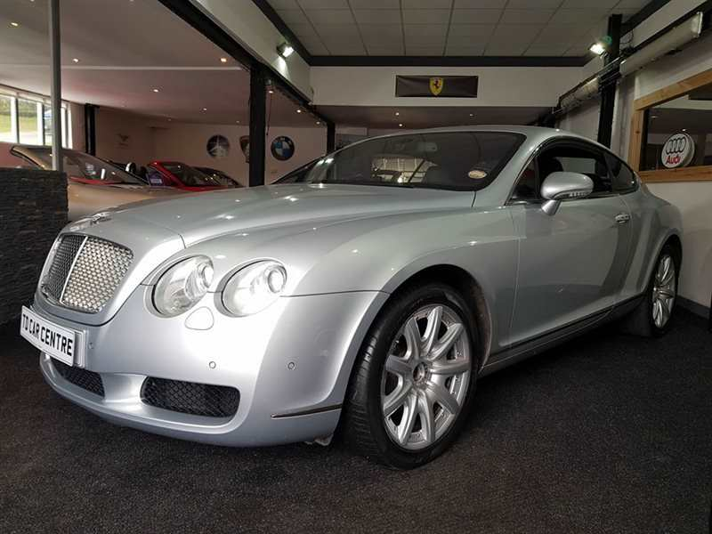 Bentley CONTINENTAL GT  Automatic