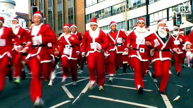 Preview of - Santa Dash