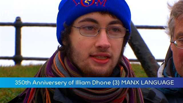 Preview of - Illiam Dhone (3) in Manx