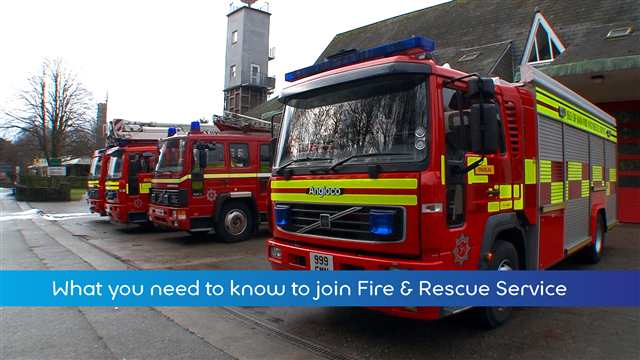 Preview of - Fire & Rescue - want to join?