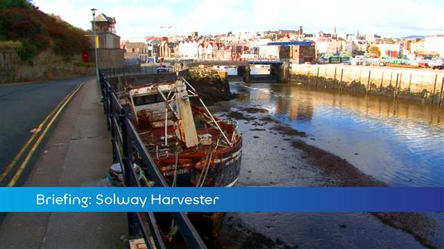 Preview of - Briefing: Solway Harvester