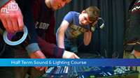 Sound & Lighting Course