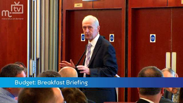 Preview of - Budget: Breakfast Briefing