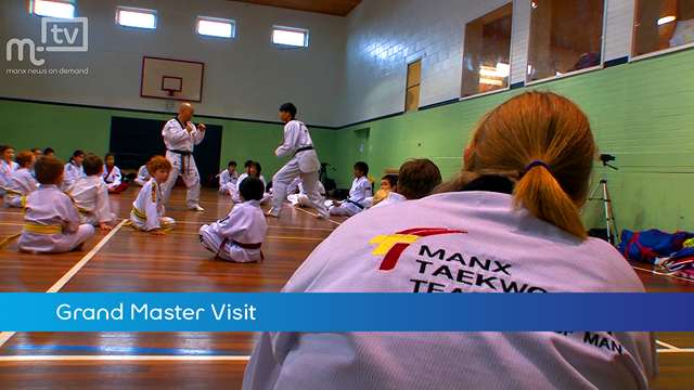 Preview of - Manx Taekwondo Grand Master