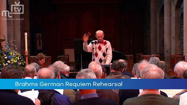 Preview of - Brahms German Requiem