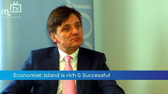 Preview of - Bank Economist is Positive on Islands Future