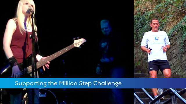 Preview of - Million Step Challenge: Record Support